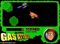 Gas Attack - Скриншоты