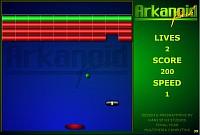 Arcanoid flash - Скриншоты