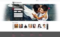 Скрипт сайта знакомств Dating Pro скачать