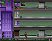Matrix Rampage - Скриншоты