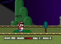 SuperMarioFlashHv - Скриншоты