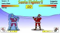 Santa Fighter - Скриншоты