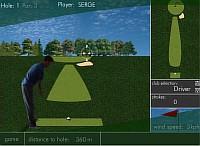 Flash Golf скачать