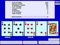 American Poker - Скриншоты
