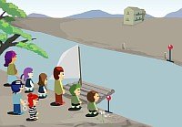 River Game - Скриншоты