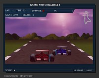 Grand Prix Challenge II - Скриншоты