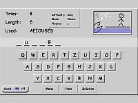 Hangman - Скриншоты