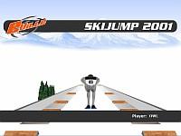 Skijump 2001 - Скриншоты
