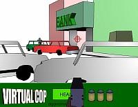 Virtual Cop - Скриншоты