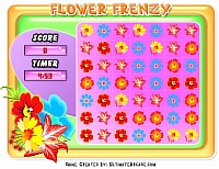 Flower Frenzy - Скриншоты