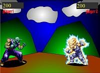 Dragonball Z - Скриншоты
