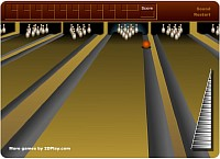 Bowling Master - Скриншоты