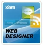 Xara Web Designer - Скриншоты
