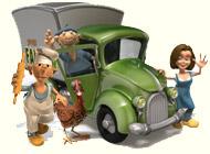 Youda Фермер - Скриншоты
