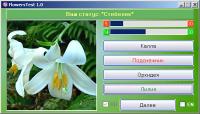FlowersTest - Скриншоты