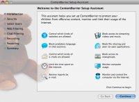 Intego ContentBarrier X6 - Скриншоты