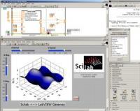 Scilab - Скриншоты