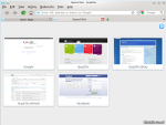 QupZilla - Скриншоты