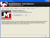 Malwarebytes Anti-Malware - Скриншоты