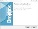 Dropbox - Скриншоты