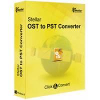 Stellar OST to PST Converter - Скриншоты