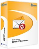 Stellar Phoenix EDB to PST Converter - Скриншоты