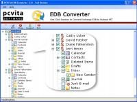 PCVITA EDB Converter скачать
