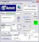 AutoIt - Скриншоты