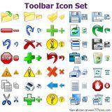 Toolbar Icon Set �������