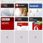 Opera Mini - Скриншоты