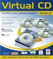 Virtual CD - Скриншоты